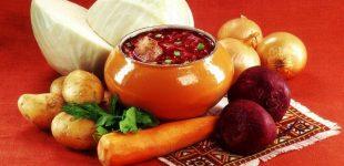 В Украине дорожают продукты питания, но борщевой набор подешевел