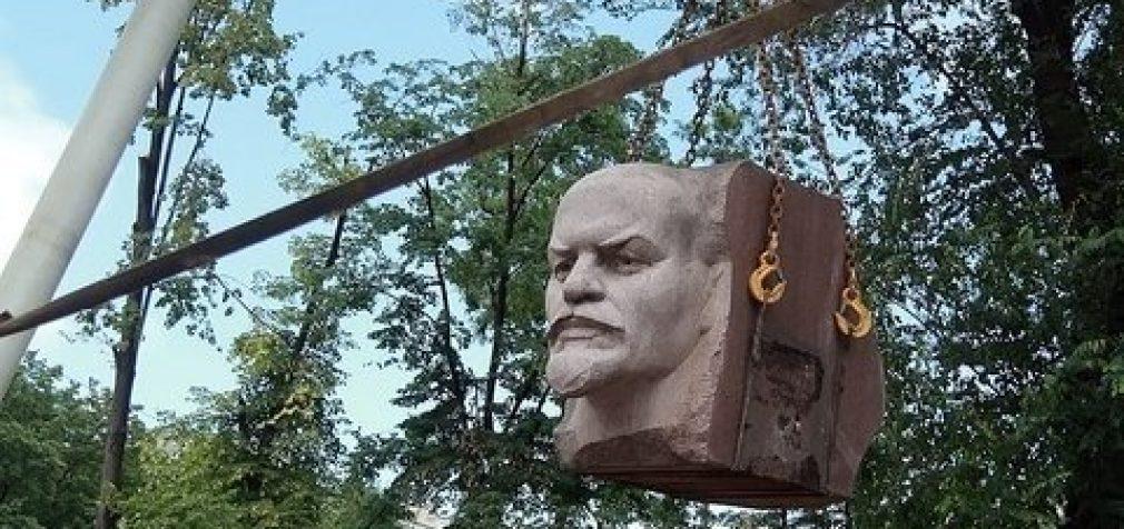 Обновили карту памятников Ленину в Украине: сколько отмечено в Днепре