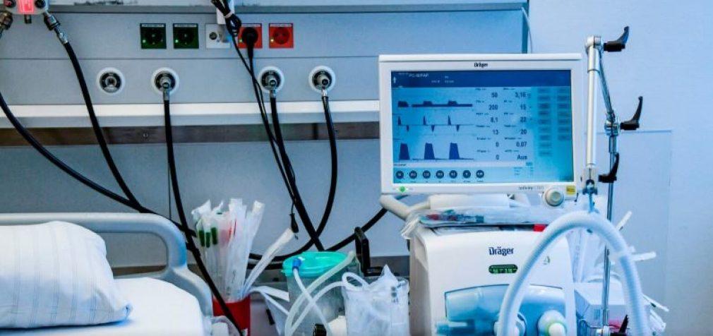 Во Львовской области из-за отключения ИВЛ умерли два пациента