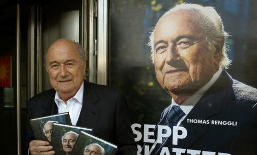 ФІФА звинувачує Блаттера у фінансових махінаціях, пов'язаних з Музеєм футболу