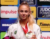 Міжнародна федерація дзюдо визнала українку Дар'ю Білодід найкращою дзюдоїсткою 2019-2020 років