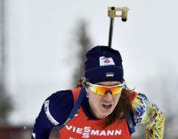 Біатлон: дві українки фінішували в заліковій зоні спринту в Гохфільцені, перемогла білоруска