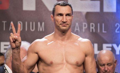 Володимир Кличко увійде у Міжнародний зал боксерської слави