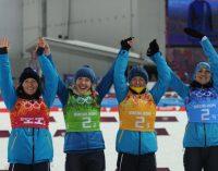 Біатлон: за Україну в естафеті побіжать три олімпійські чемпіонки і ексбілоруска