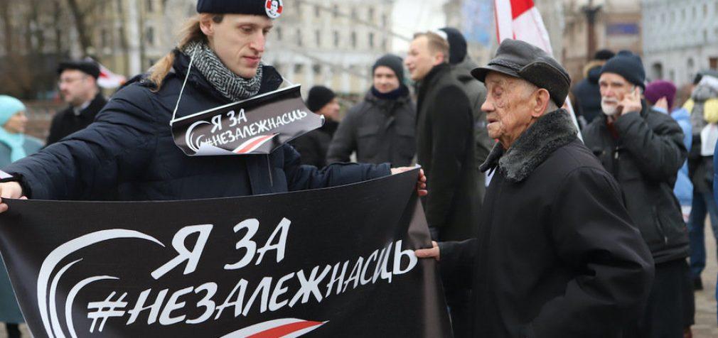 Лукашенко не желает бросать «борьбу за Беларусь»
