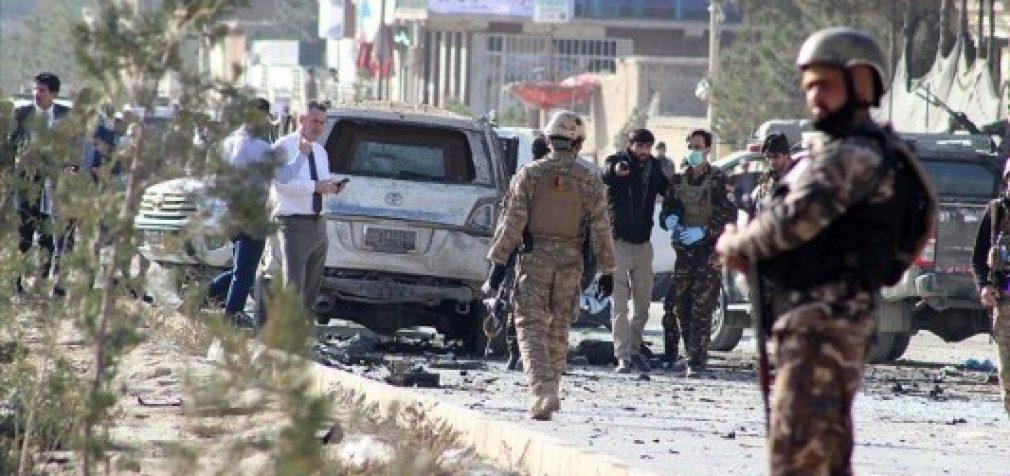 В Афганистане произошла очередная серия взрывов, есть погибшие