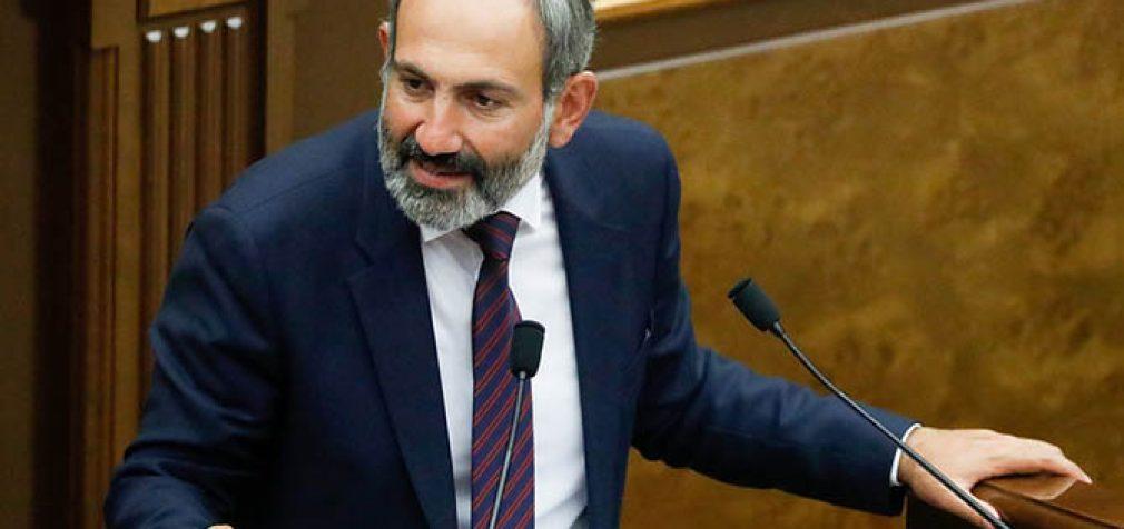 Пашинян заговорил о проведении досрочных выборов