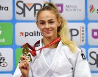 Дзюдо: українка Білодід здобула «срібло» на турнірі в Тель-Авіві