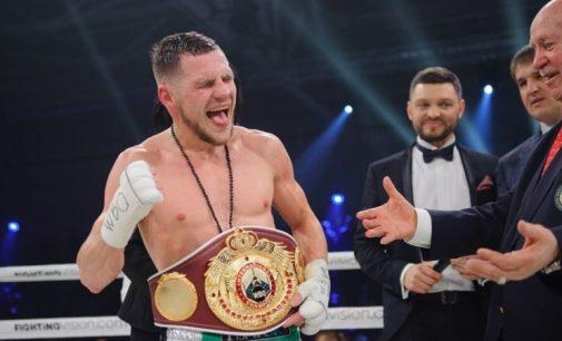 Бокс: Берінчик захистив титул WBOта запропонував Лобову«влаштувати бійку»