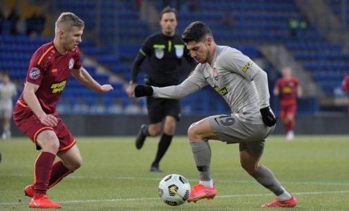 Футбол:«Шахтар» поступився «Львову»,«Динамо» очолює турнірну таблицю
