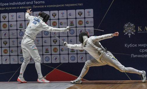 Фехтування: Ігор Рейзлін виграв «золото» на етапі Кубка світу в Казані