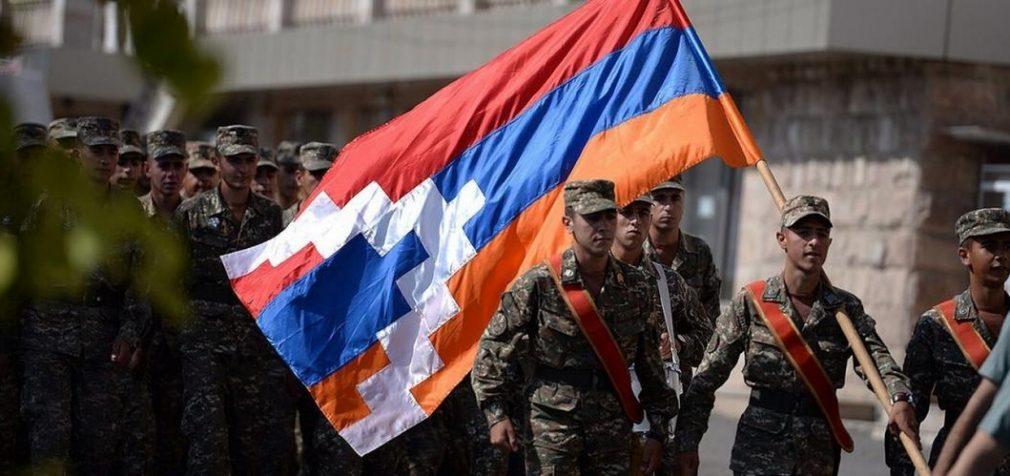 В Карабахе намереваются создать свою профессиональную армию