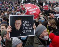 Сторонники Навального готовят мега-митинг на 500 тысяч человек