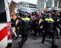 Мьянма, Англия, Нидерланды: в мире растут протестные настроения