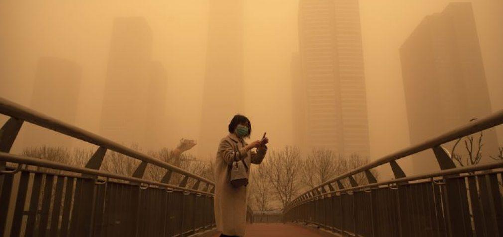 США, Монголия и Китай страдают от стихийных бедствий, есть жертвы