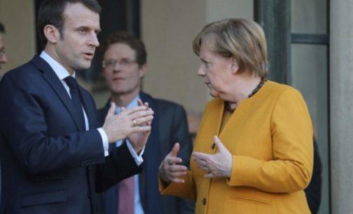 Меркель и Макрон дали Путину рекомендации в отношении Донбасса