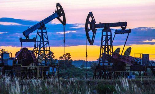 Цены на нефть на мировом рынке незначительно снизились