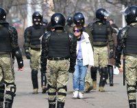 Начало «протестной весны» в Беларуси: почти 200 задержанных