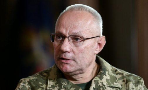Хомчак: о наступлении на Донбасс, НАТО и решительности Зеленского