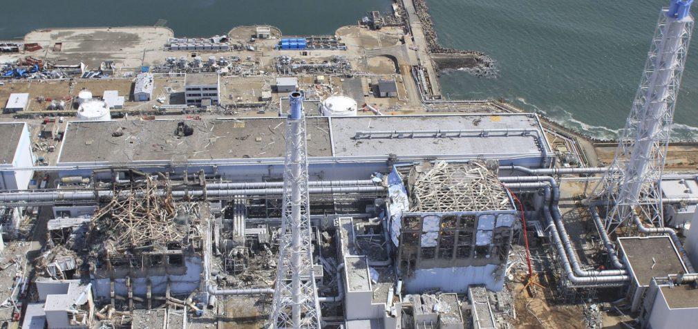 Япония хочет вылить в океан загрязнённую воду с «Фукусимы»