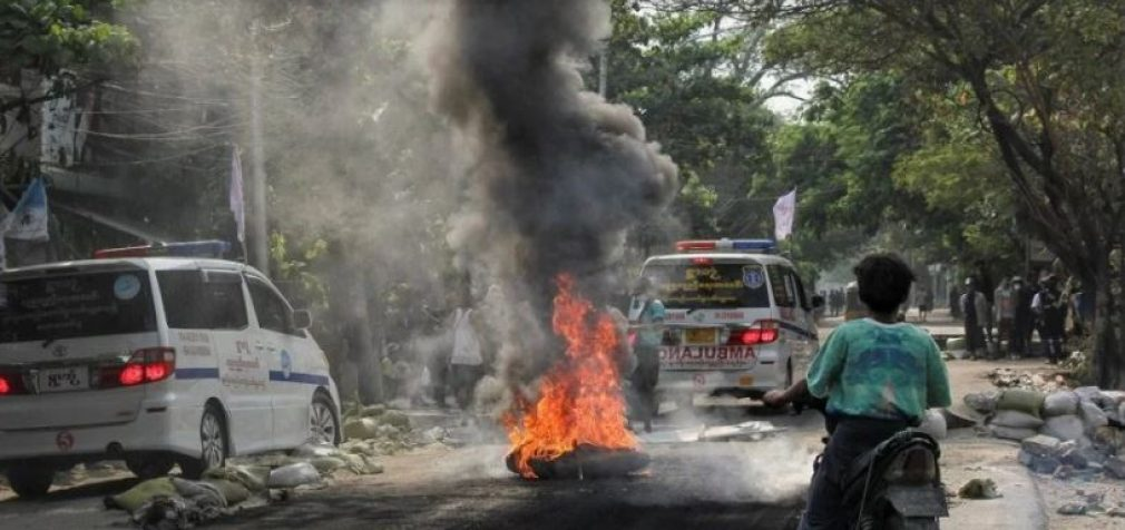 Протесты в Мьянме могут перерасти в гражданскую войну, – ООН