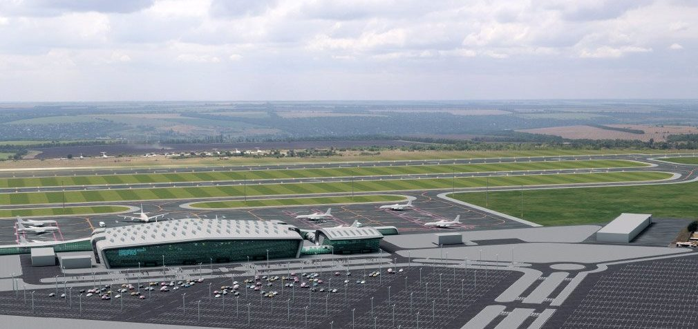Антимонопольный комитет приостановил финансирование аэропорта в Днепре: подробности