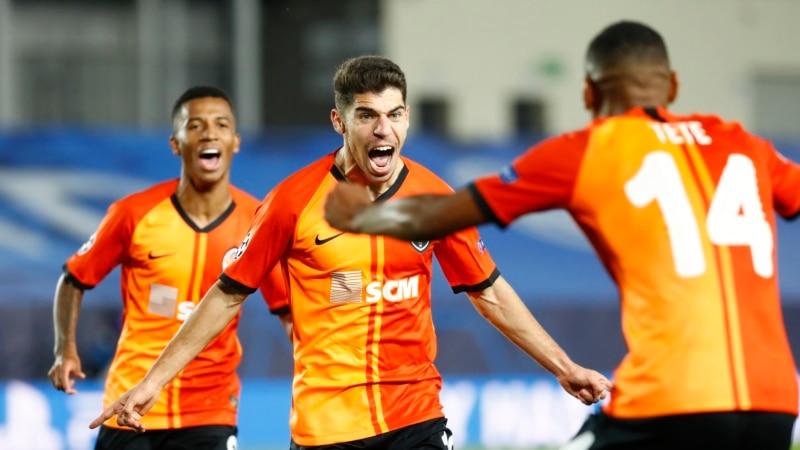 «Шахтар» уклав контракт з бразильським захисником