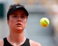 Теніс: Світоліна втратила одну позицію у рейтингу WTA