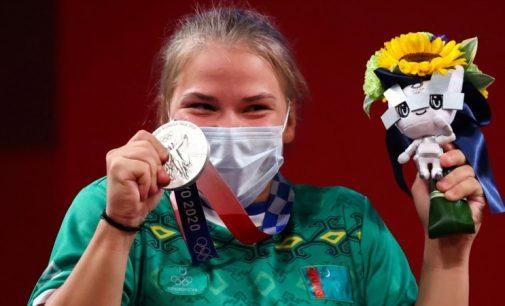 Туркменистан святкує першу в історії країни медаль Олімпіади