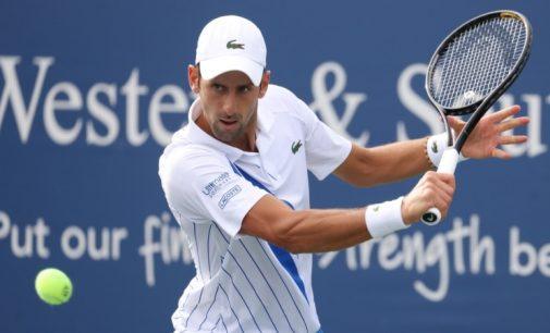 Теніс: Джокович вийшов у третій раунд Олімпіади