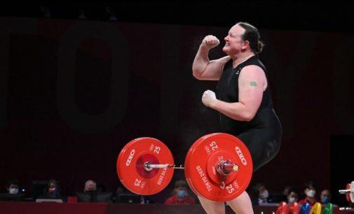 Трансгендерна жінка Лорел Габбард уперше виступила на Олімпіаді