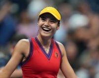 18-річна британка Емма Радукану перемогла в US Open