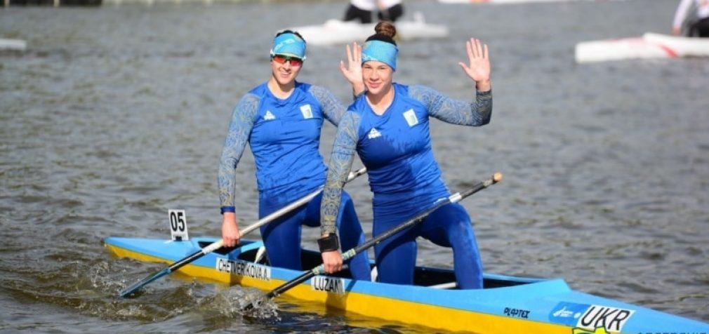 «Фантастичний день». Українські веслувальники завоювали три «золота» та «срібло» в третій день чемпіонату світу