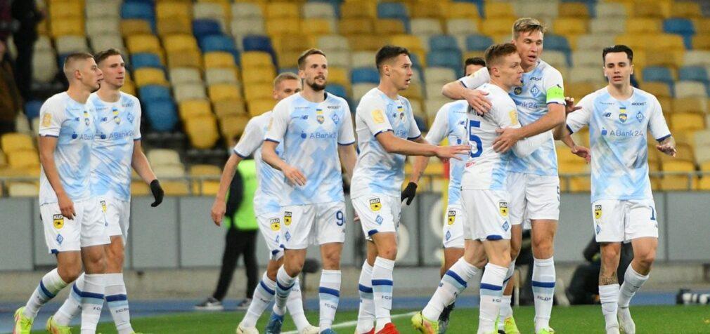 «Динамо» перемогло «Маріуполь» та проходить до чвертьфіналу Кубка України