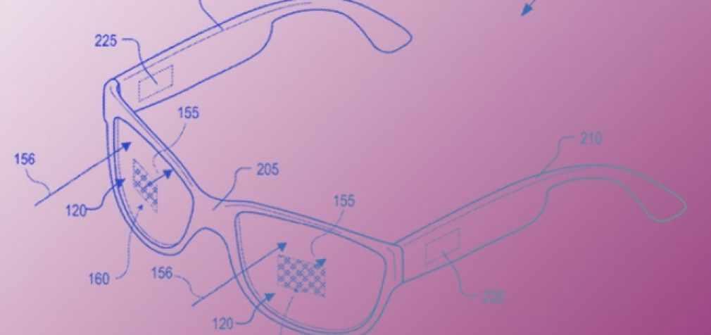 В Google задумали внедрить технологию дополненной реальности в линзы обычных очков