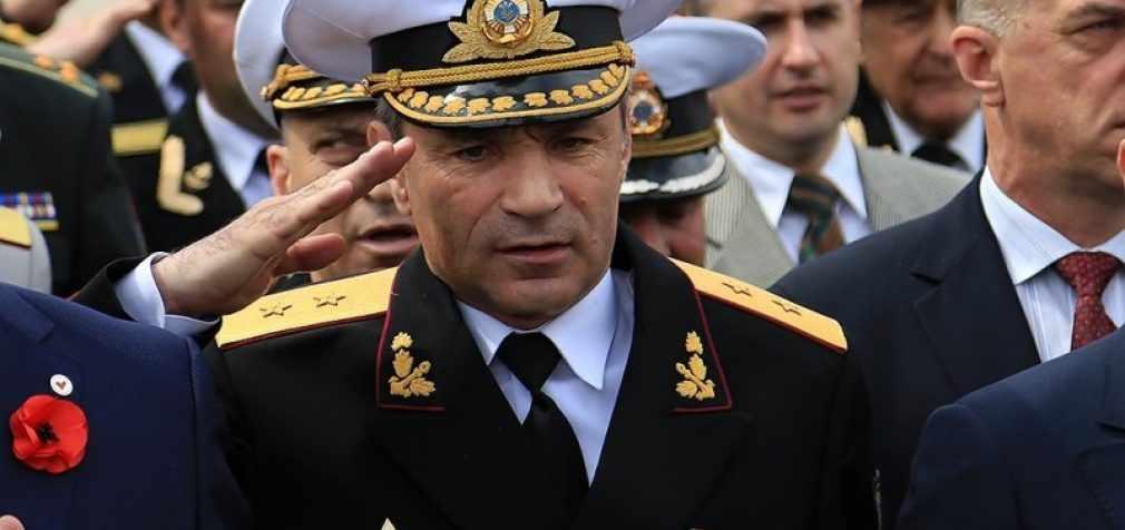 В случае обострения на морях украинская сторона применит силу — командующий ВМС