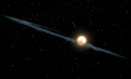 Через Солнечную систему проходит «ураган» темной материи — ученые