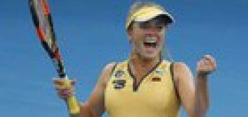 Украинская теннисистка Свитолина второй год подряд побеждает на выставочном турнире во Франции