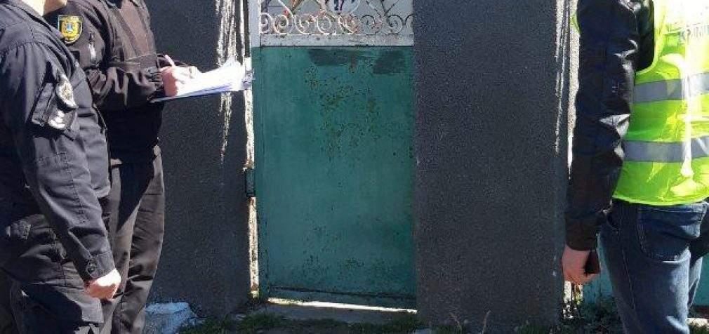 Боевая граната обнаружена на воротах частного дома на Одесчине, — Нацполиция. ФОТО