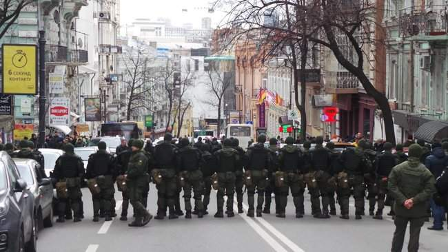 Порошенко провел народную встречу в центре Киева (обновлено) 01
