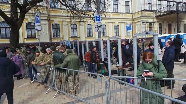 Порошенко провел народную встречу в центре Киева (обновлено) 04