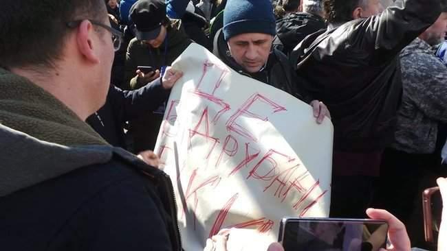 Порошенко провел народную встречу в центре Киева (обновлено) 11