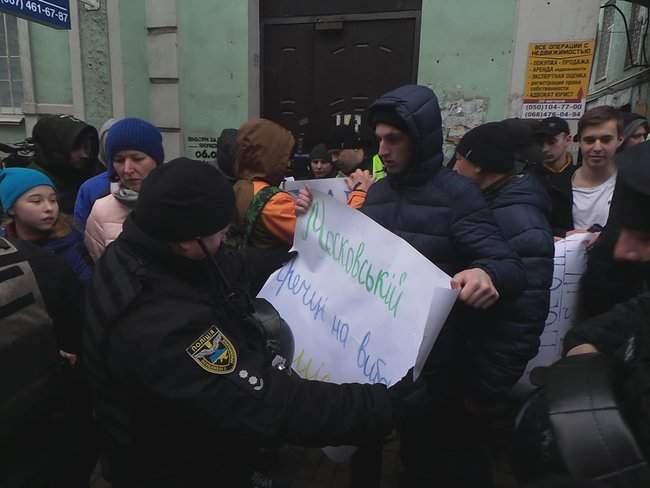 Порошенко провел народную встречу в центре Киева (обновлено) 03