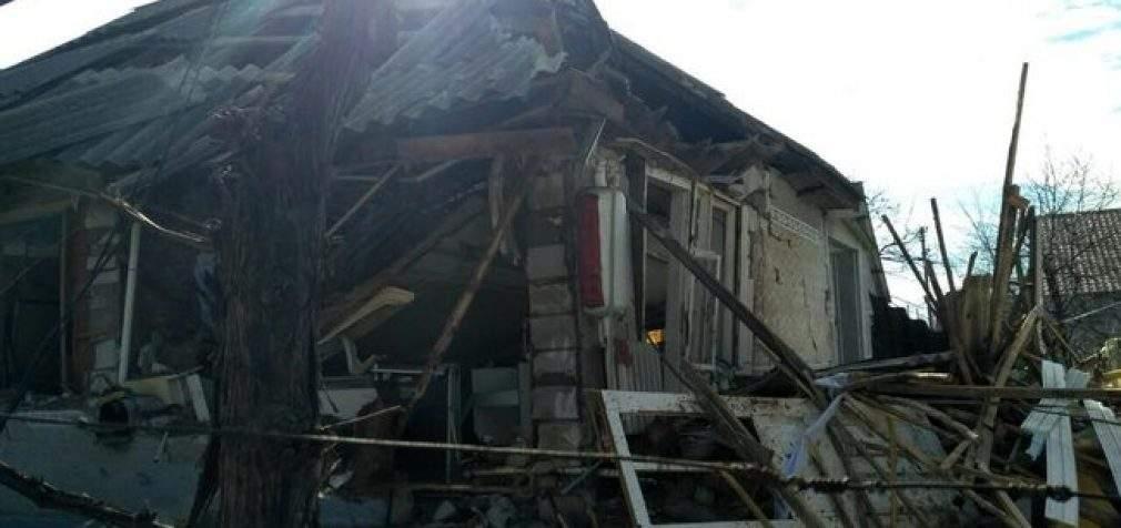 Жилой дом разрушен на Одесчине в результате взрыва отопительного котла, хозяин в реанимации, — Нацполиция. ФОТО