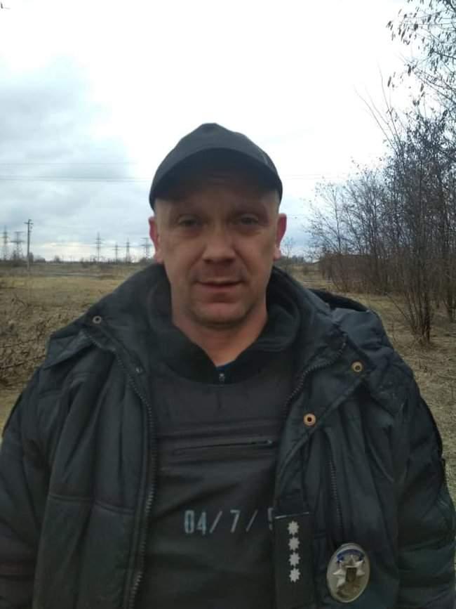Полиция на Днепропетровщине применила оружие, чтобы задержать евробляхера с гранатами 01
