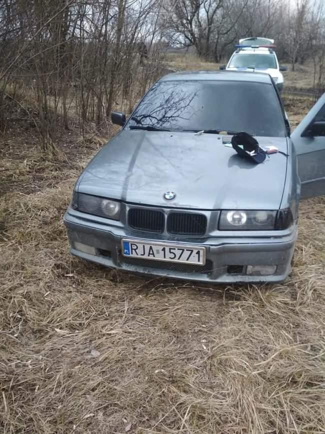 Полиция на Днепропетровщине применила оружие, чтобы задержать евробляхера с гранатами 03
