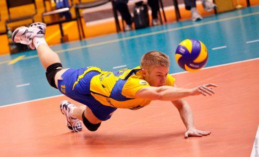 Волейбольний турнір у Кам'янському