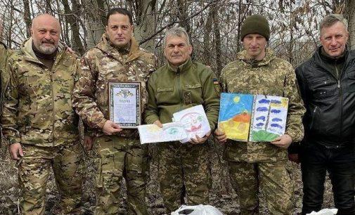 Андрій Білоусов вчергове відвідав зону бойових дій