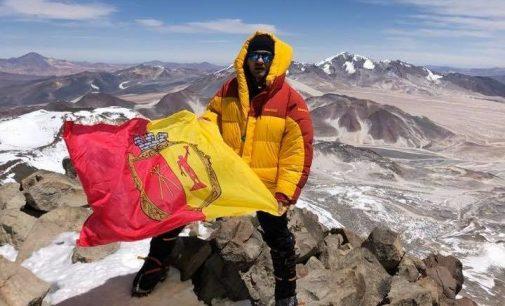 Заслужена нагорода альпініста