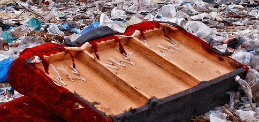 В Днепре из квартиры женщины вывезли 3 тонны мусора, — ФОТО, ВИДЕО